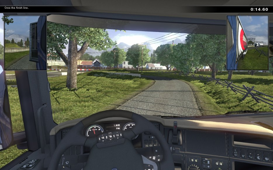 симулятор вождения фуры скачать