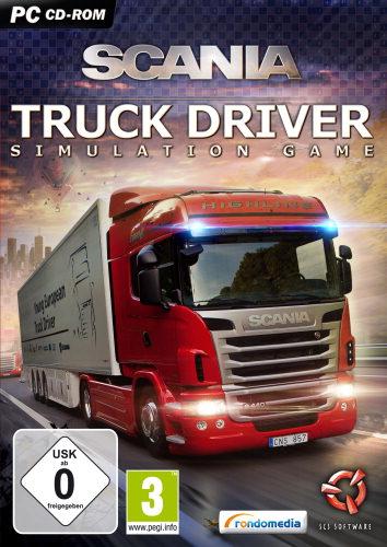 Scania Truck Driving Simulator 2012 TR | Katılımsız