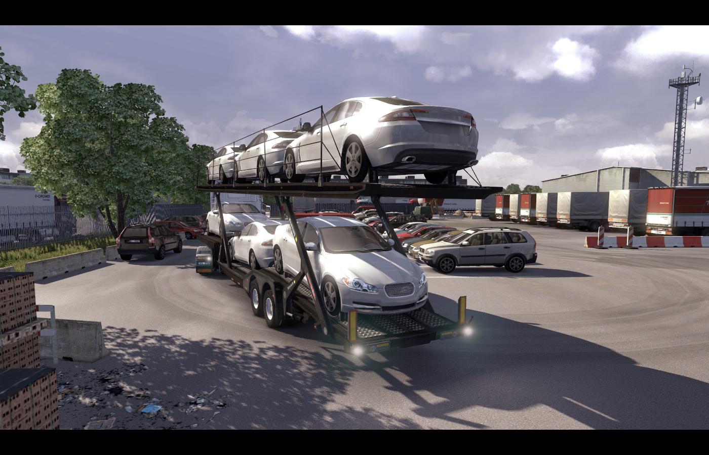 Scania Truck Driving Simulator Yeni Güncelleme Geliyor !