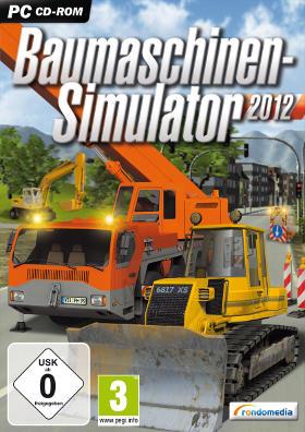 Baumaschinen Simulator 2012