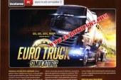 OyunGezer Dergisi Aralık Sayısında Euro Truck Simulator 2 İncelendi