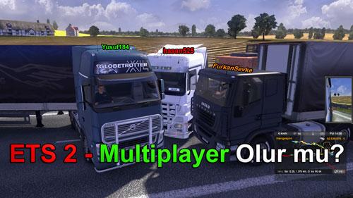 Скачать Моды Для Мультиплеера Euro Truck Simulator 2 - фото 6