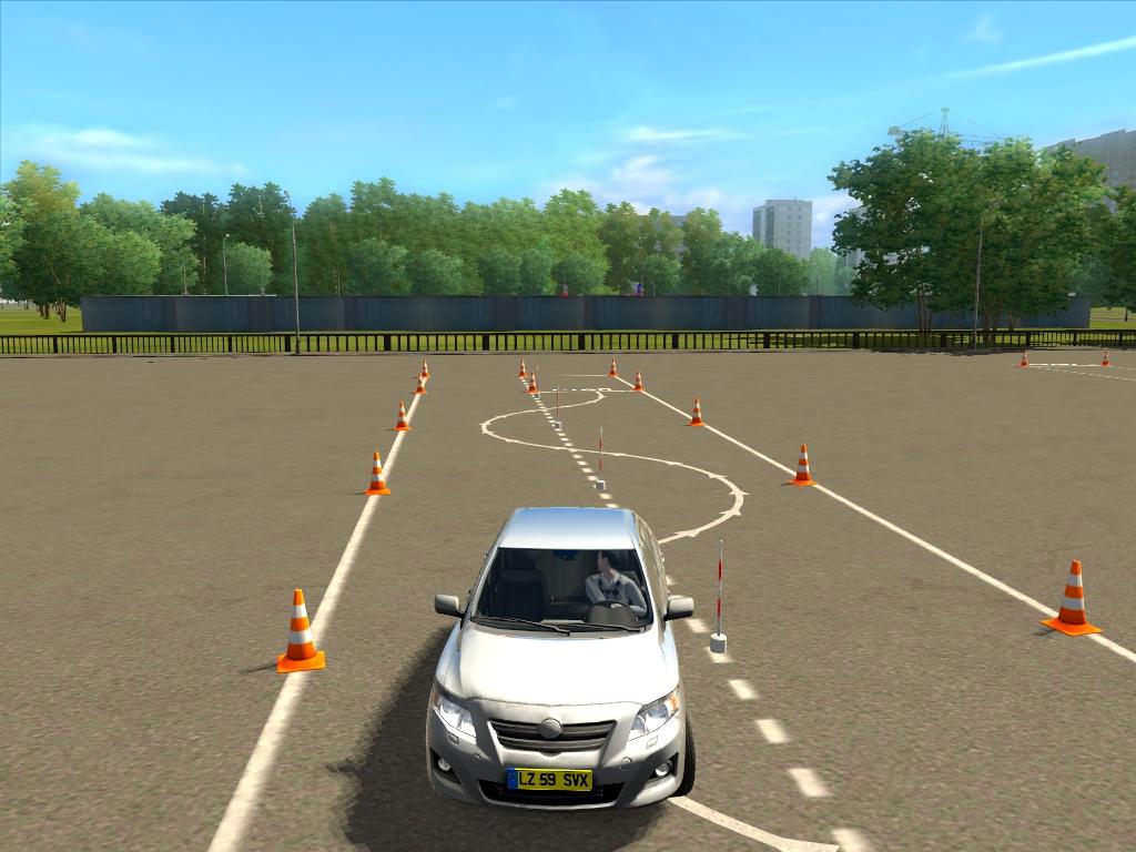 City Car Driving Kontrol Tuşları – Nasıl Oyanınır?