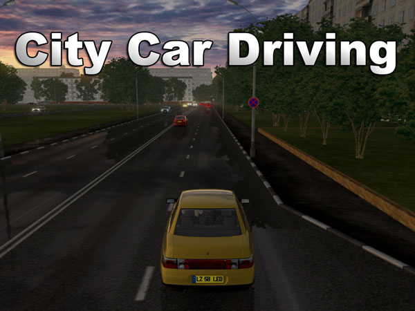 City Car Driving Simulator Oyunu