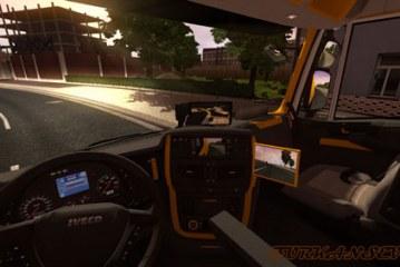 ETS 2 Mod – İVECO Stralis Hi-Way FurkanŞevke Sürümü