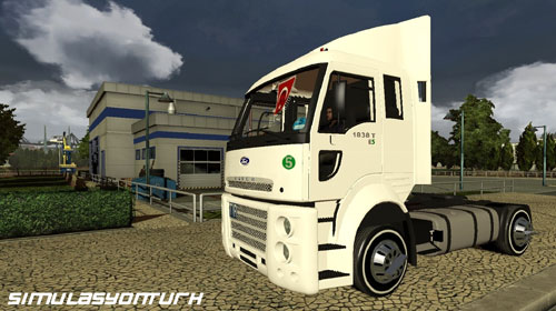 Ford cargo 1838 t