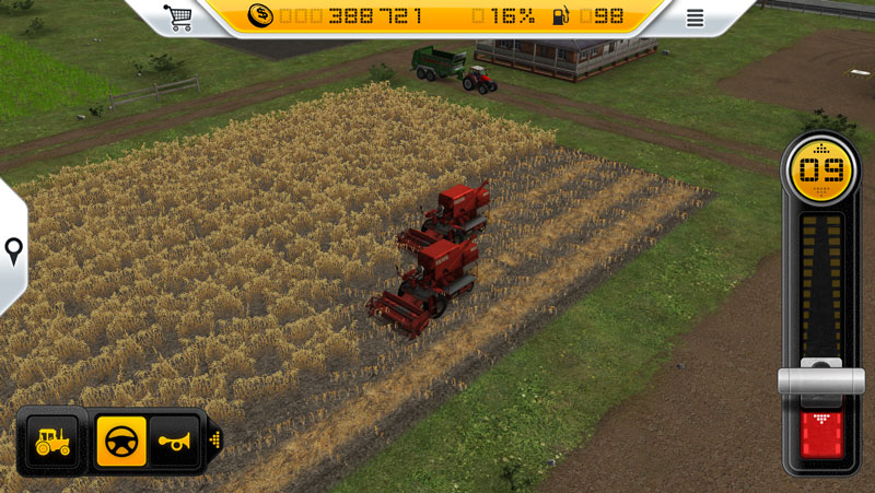 fs2014 gameplay Farming Simulator 2014 Çıktı!