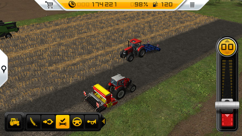 fs2014 gameplay2 Farming Simulator 2014 Çıktı!
