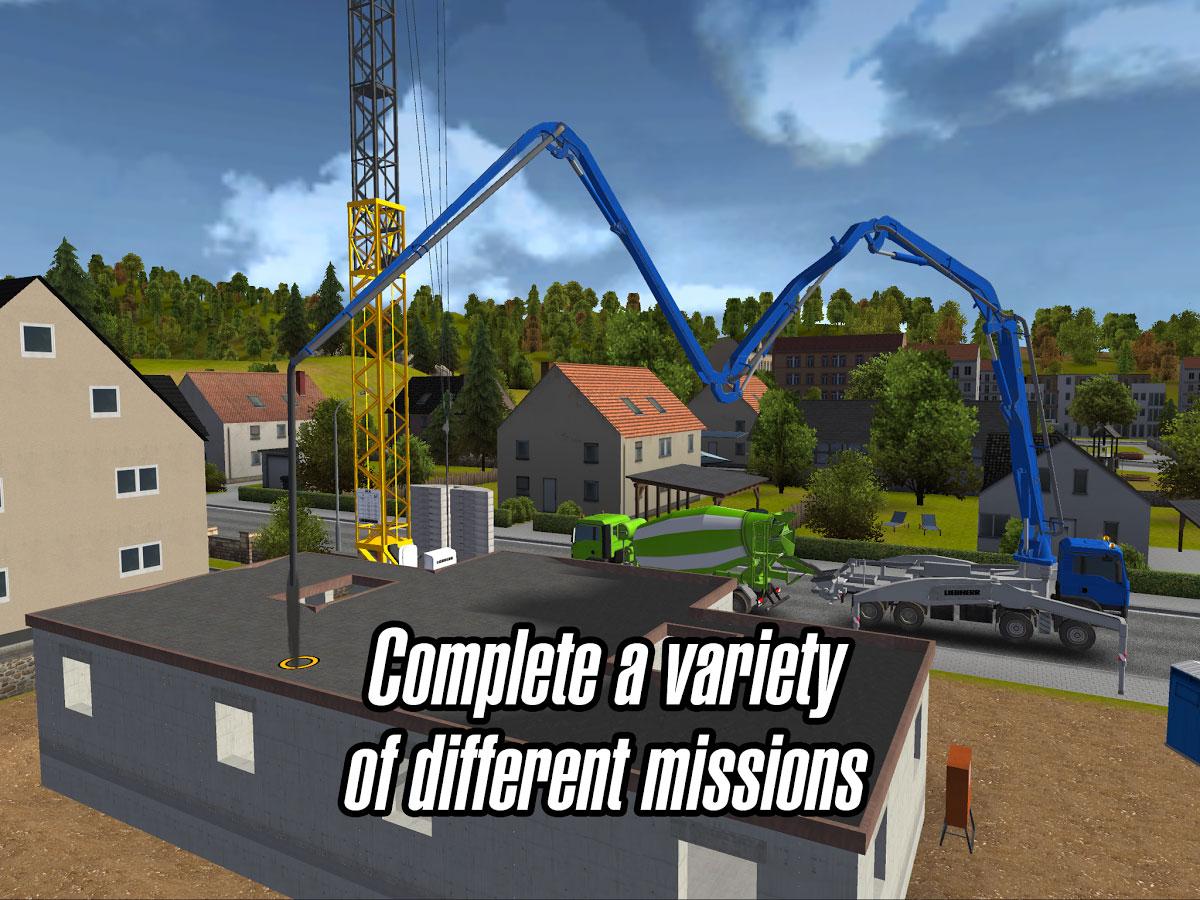 Bau Simulator 2014 Android