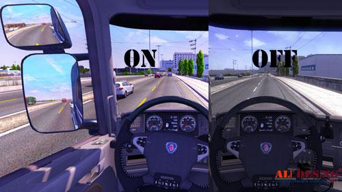 скачать мод на графику в Euro Truck Simulator 2 бесплатно - фото 9