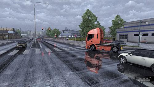 скачать мод на графику в Euro Truck Simulator 2 бесплатно - фото 2