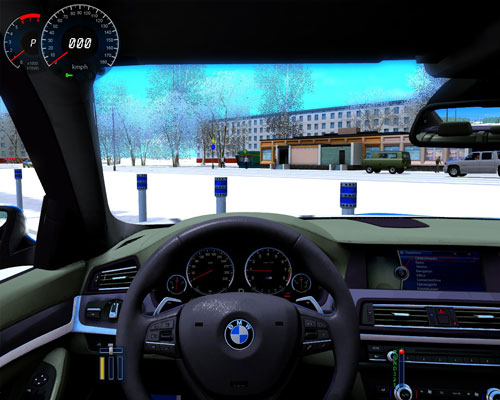 City Car Driving Winter Mods 2 2 7 Download City Car Driving