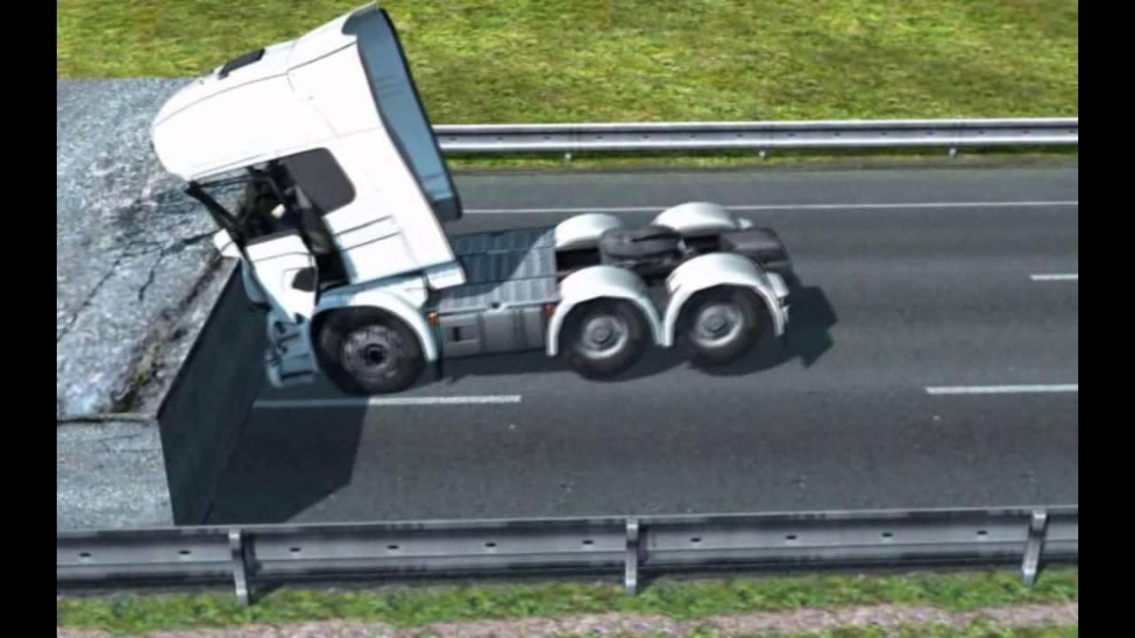 scania rc trucks with Euro Truck Simulator 2de Tirlarda Hasar Animasyonu Olsaydi Video on 735 Arocs 6x4 Cabin For Tamiya 114 Truck moreover Watch besides Watch also Watch in addition Tamiya Scania R470 Highline Semi 1 14 Kit Tam56318.