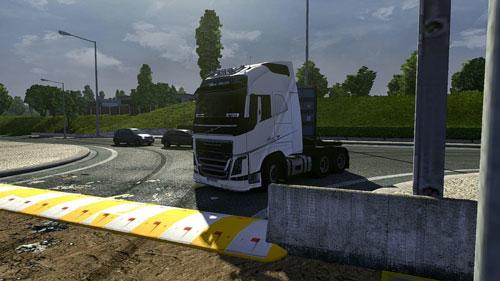 ETS 2 Mod – Hız Kesici