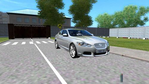 Jaguar-XFR