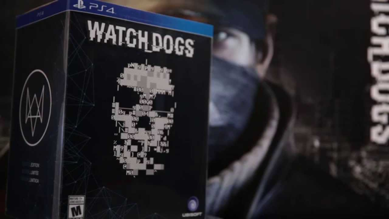 Watch Dogs: Limited Edition Kutu Açılışı – Video