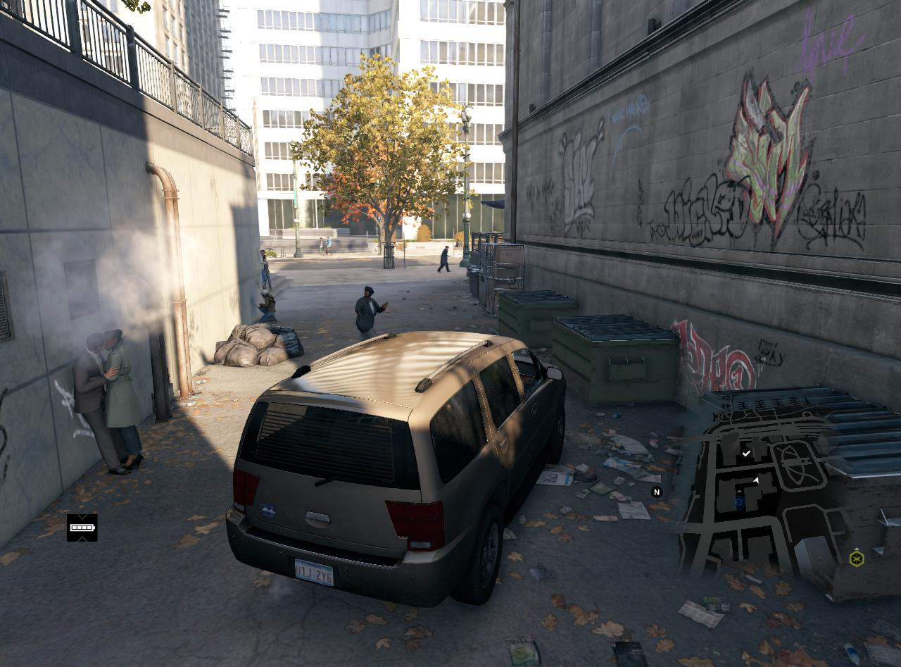 Watch Dogs How To Escape  Star Police