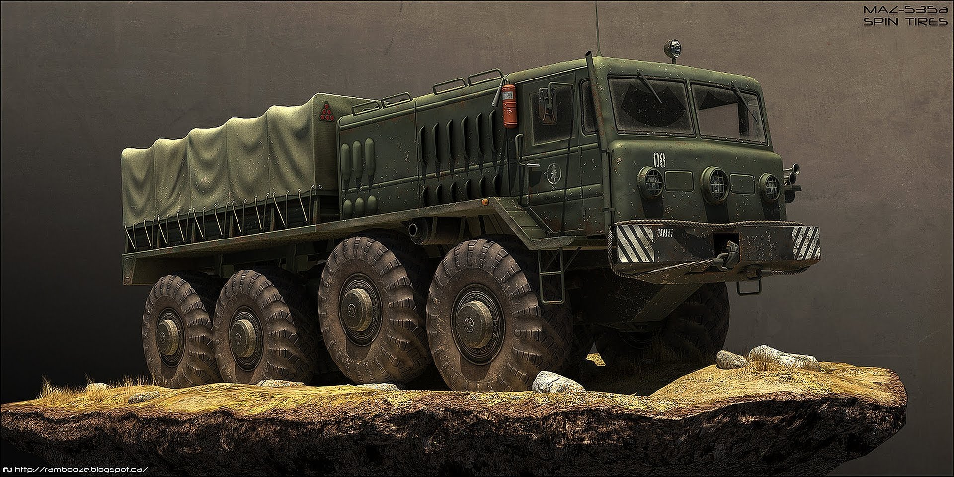 Technopat'tan Spintires İncelemesi!