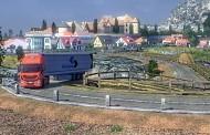 ETS 2 – TruckSimMap İspanya Ülkesinden Yeni Fotoğraflar