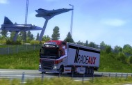 Euro Truck Simulator 2 İskandinavya DLC'si Linköping Görüntüleri