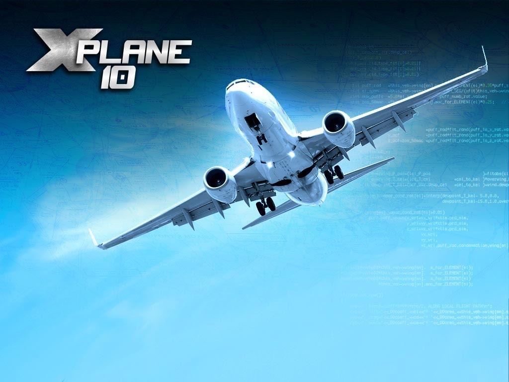 X-Plane 10: Cessna 172 Uçak Simülasyonu