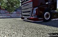 Euro Truck Simulator 2: Volvo FH16 Euro 6 Basık Şasi
