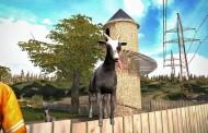 Goat Simulator'ın Mobil Sürümü Çıktı!