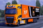 ETS 2 Mod – DAF XF Euro 6 Limited Edition Combo Skin