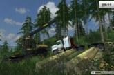 Farming Simulator 2013 için Ponsse Scorpion Modu