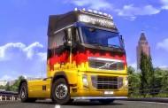 Euro Truck Simulator 2: Almanya Skin DLC'si Yayımlandı