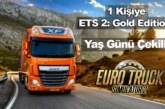Euro Truck Simulator 2 Yaş Günü Çekilişi Başladı!