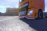 Euro Truck Simulator 2: Yeni DAF Euro 6 Havalı Süspansiyon Modu