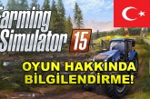 Farming Simulator 15 Türkçe İlk İzlenim! – Video