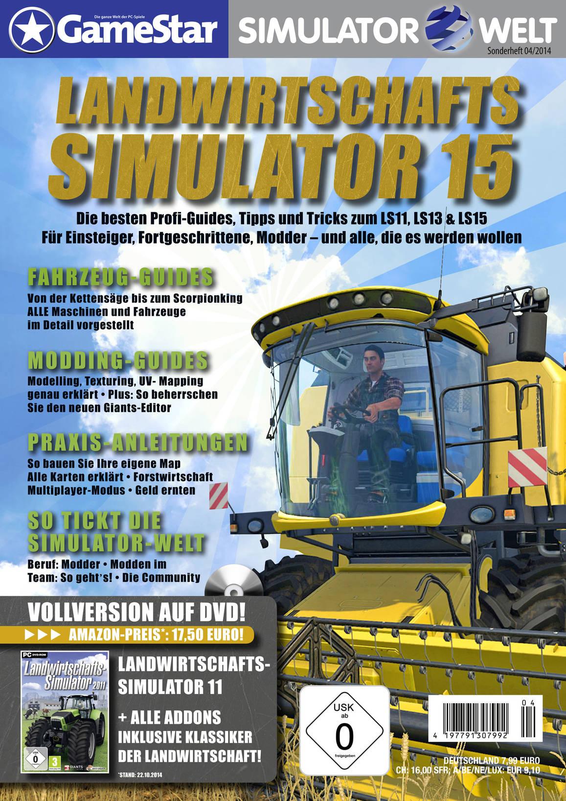 GameStar Dergisinden Farming Simulator 15 Bilgi ve Ekran ...  GameStar Dergis...