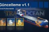 TransOcean The Shipping Company v1.1 Güncellemesi Çıktı!