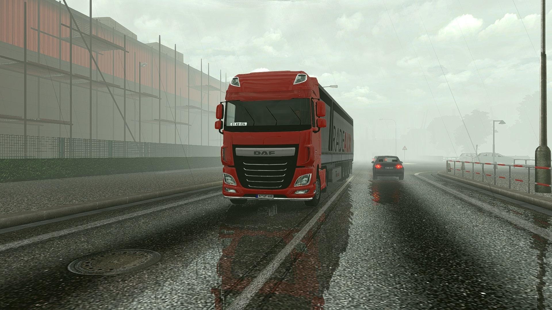Euro Truck Simulator 2 - SweetFX v14 Grafik Modu