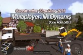 Construction Simulator 2015 Multiplayer (Türkçe) – Video