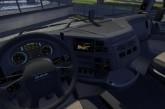 ETS 2 Mod – DAF XF Euro 6 Koyu Gri Interior