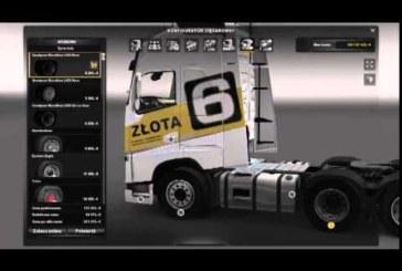 ETS 2 Mod – Volvo FH16 Globetrotter XL [Düzenlenmiş Araç]
