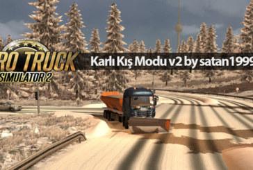 Euro Truck Simulator 2 Kar Modu v2 by satan19990