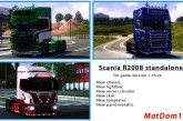Euro Truck Simulator 2: Scania R2008 v1 [1.14.x]