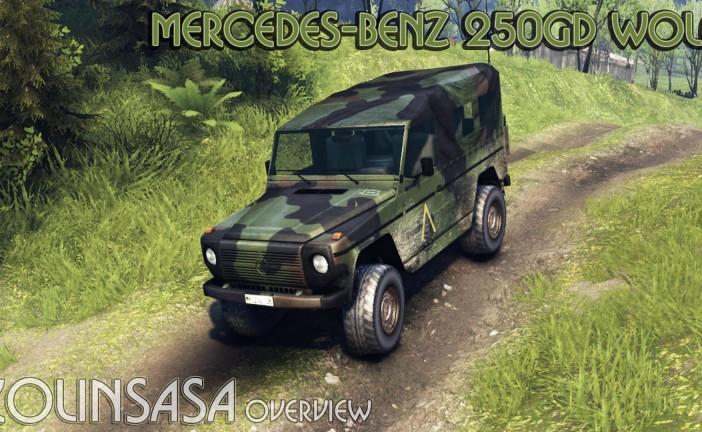 Spin tires – mercedes wolf v1 0