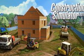 Construction Simulator 2015 Steam'de İndirime Girdi!