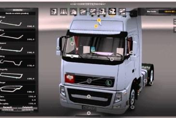 ETS 2 Mod – Volvo FH16 + Samro Dorse