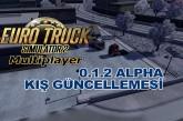 ETS 2 Multiplayer 0.1.2 Alpha Kış Güncellemesi İncelemesi – Video