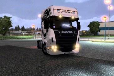 Euro Truck Simulator 2 Scania R500 V8 Topline Modu