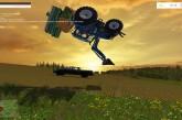 Farming Simulator 15 Multiplayer – Akrobasi Gösterisi