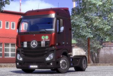 ETS 2 Mod – Mercedes-Benz Actros MP4 v2.0.0 [Yeniden Düzenleme]