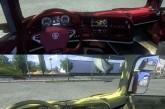 ETS 2 Mod – Scania R için Renkli Interior Paketi