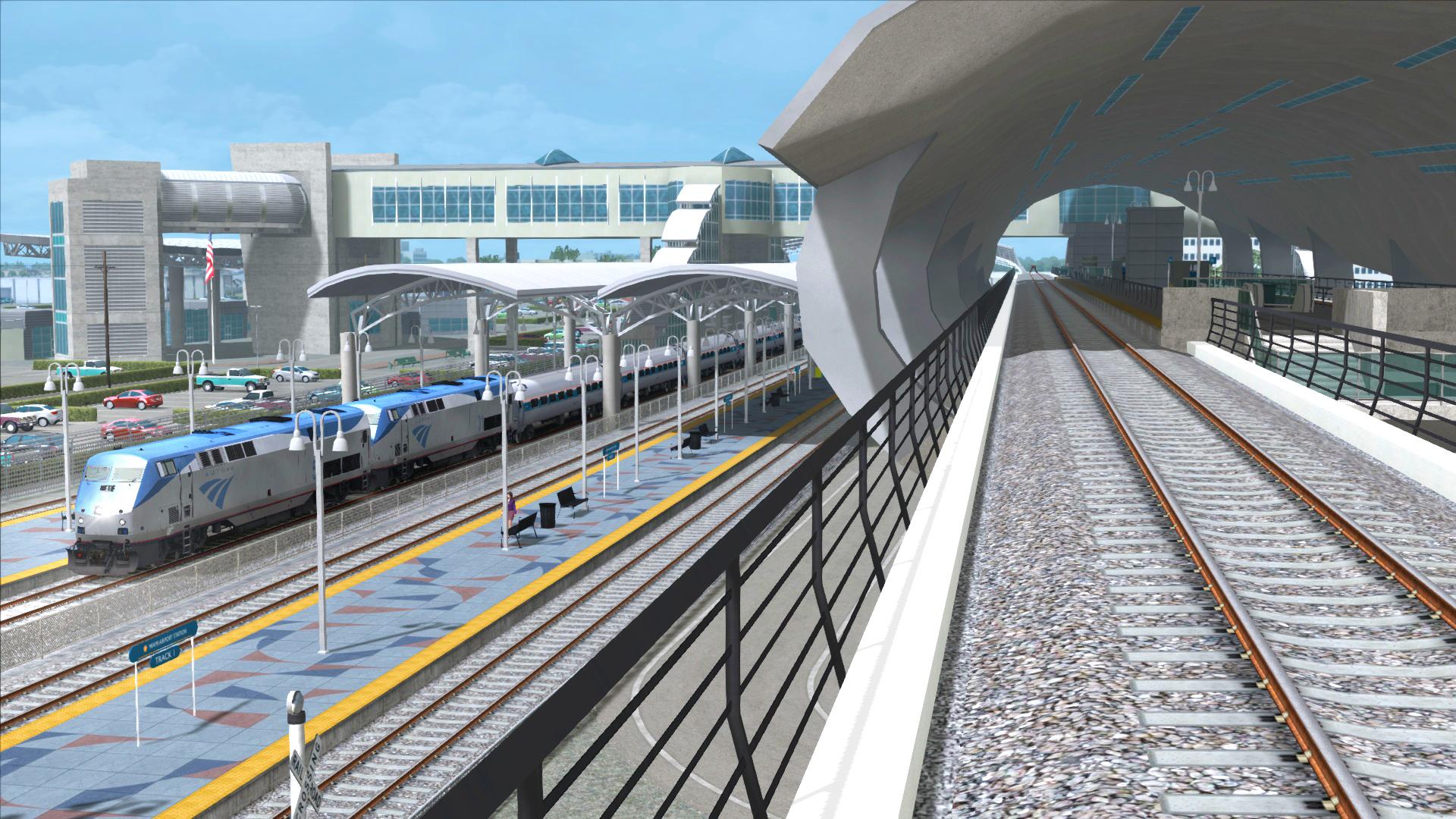 Miami To West Palm Beach Train Simulator